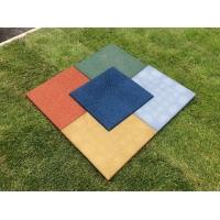 Резиновая плитка крошка  для спортивных и детских площадок