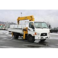 А/м грузовой-бортовой Hyundai HD78 c манипулятором Soosan SCS 335