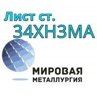 Поковка сталь 34ХН3МА купить цена
