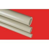 серый полипропилен (Чехия) FV-PLAST труба PN 10 Д=20*2,3