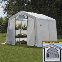 Каркасная пленочная теплица ShelterLogic 3 x 3 x 2,4 м