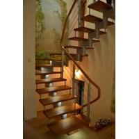 Модульные лестницы для жилого помещения Престиж