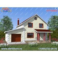 Новые проекты домов коттеджей 2018  абрисбюро