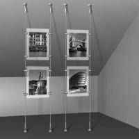 Тросовые подвесы для картин и фотографий