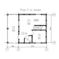 Готовые проекты домов, коттеджей, дачных и садовых домиков  СИП-комплект