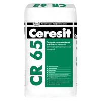 Цементная гидроизоляционная масса  Ceresit CR 65