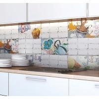 Керамическая плитка для кухни Лофт AZORI