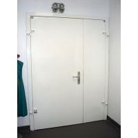 Дверь рентгенозащитная двупольная 1300*2100 ПОЛЮС