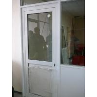 алюминиевые двери АЛСИБ