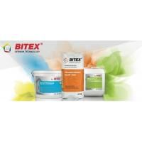 Декоративная штукатурка торговой марки BITEX на складе