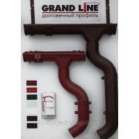 металлическая Водосточная система Grand Line