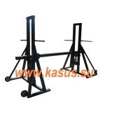 Домкрат кабельный для подъёма/размотки кабельных барабанов КасусУниверсал ДГ 20