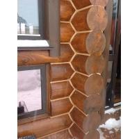 Пробковый герметик - теплый шов ISOCORK , красиво и надолго.