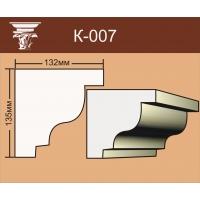 Фасадный декор  Карниз К 007