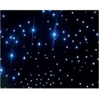 """Натяжной потолок """"Галактика, с блестками"""" (Франция &am"""