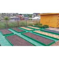 Экопласт - пластиковая плитка для садовых дорожек