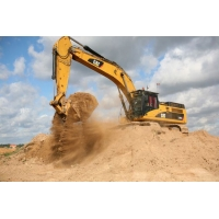 продажа песка с карьера