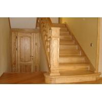 Лестницы из натурального дерева или камня под заказ