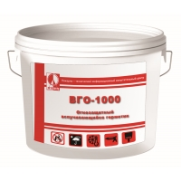 Огнезащитный вспучивающийся герметик ВГО-1000