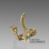 C26000 Yellow Brass литья по выплавляемым моделям Часть Creator