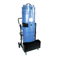 Промышленный пылесос (60 литров) Дастпром ПП-220/60.3-3