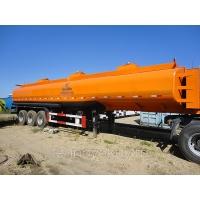 Полуприцеп-бензовоз 35 м3 TONGYA