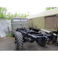 Грузовой автомобиль ГАЗ-66. Шасси