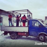 Каркасы на грузовой транспорт