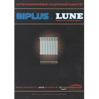 Алиминиевые радиаторы Biplus Luna