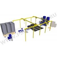 Оборудование для производства полистиролбетона