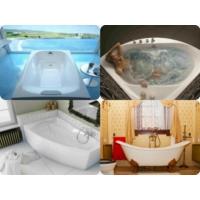 Акриловые ванны с подбором по параметрам