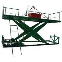 Подмости строительные рычажные (Пантограф)-производство