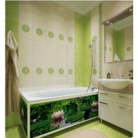 Экран под ванну,  коллекция АРТ-Закат, артикул №16