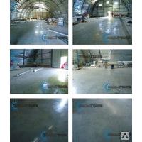 Полиуретановый наливной пол S-COMPOSIT  Инновационные полиуретановые составы