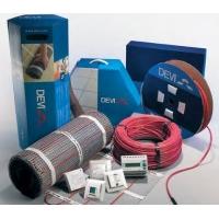 Электрический теплый пол DEVI Греющий кабель