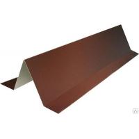 Планка снегозадержателя для металлочерепицы 95х65х2000 мм СПК