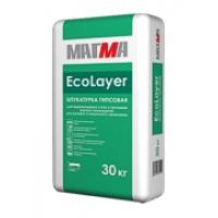 Штукатурка МАГМА EcoLayer 30 кг. Магма