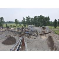 Линия производства искусственного песка Лимин VSI7611, VSI8518, VSI9526