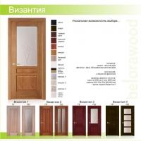 Двери из массива дуба БелораВуд