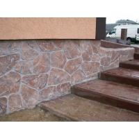 Отделка цоколя flex-beton
