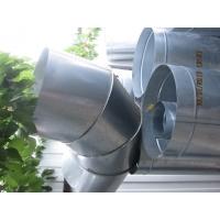 вентилятор с воздуховодами d400 KORF WRW