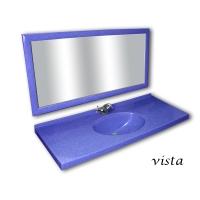 Гарнитур для ванной комнаты BellRado Vista