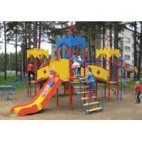 Детские игровые и спортивные площадки. МАФ