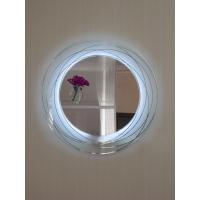 Интерьерное зеркало с подсветкой Викинг