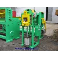 2.Станок для изготовления прямоугольного гофроколена водосточны ИП Шаталов АА