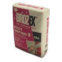 штукатурка гипсовая Brozex Гипер-пласт М