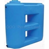 Бак для воды синий с поплавком Aquatech Combi W 1500