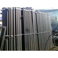 Столбы заборные металлические с доставкой