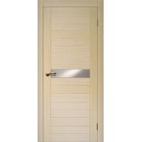 """Двери межкомнатные Матадор Дверное полотно """"Руно""""1(белён.дуб)/венге, анегри, мако"""