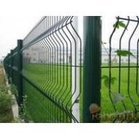 Металлический панельный забор  2D, 3D